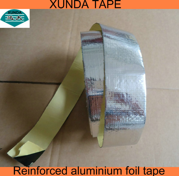 Reinforced Aluminium tape with embossing