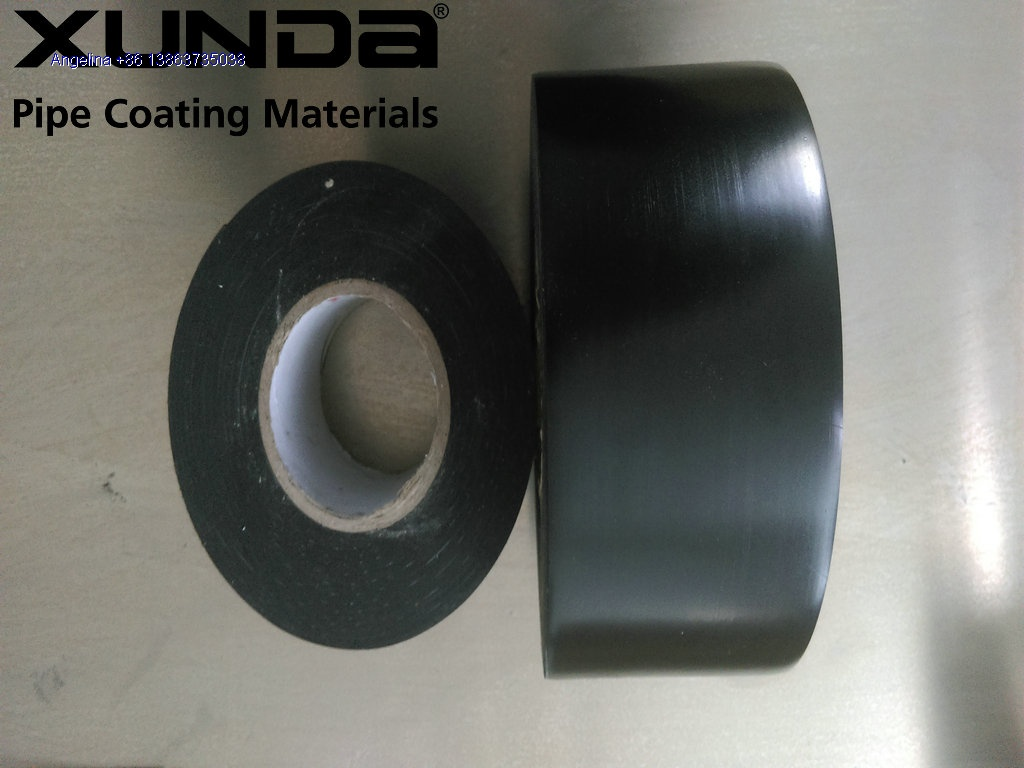 Pipe coating and Wrapping tape