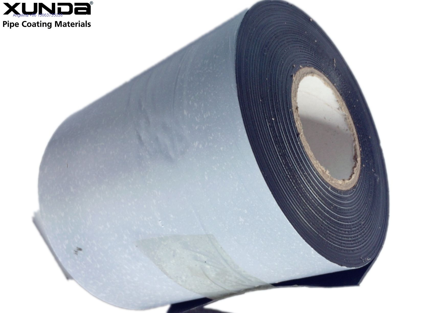 xunda bitumen adhesive tape for pipe joints 1.65 mm thickness