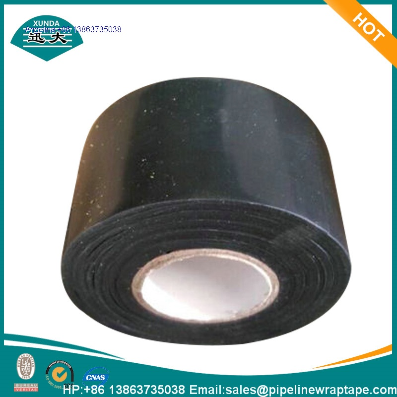 Black polyethylene tape