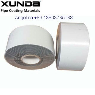 anti corrosive wrapping tape butyl rubber