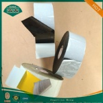 EN 12068 standard double sided adhesive tape for the pipeline corrosion protection 3 ply